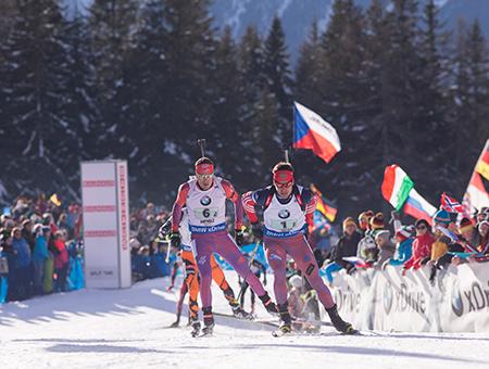2401 2801 2019 Biathlon In Antholz Obert Reisen Der
